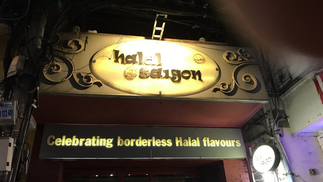 Saigon Halal Food